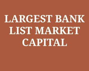 the top banks in india | the biggest banks in india | banks in india by asset size | banks in india best | top banks in india by market cap