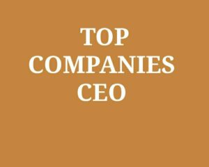 top companies ceo owner chairman
