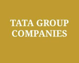 tata group companies