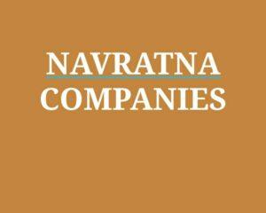 Navratna Companies in India