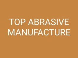 Top 10 Abrasive Manufacturers in India