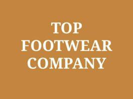 Footwear Companies in India