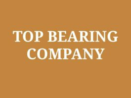 Bearing Manufacturing Company in India
