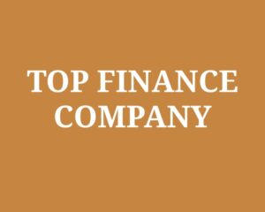 Top NBFC Finance Companies in India