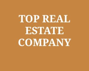 Top real estate company in India