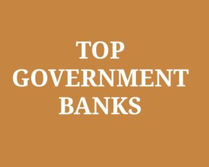 Top Government bank in India Public sector