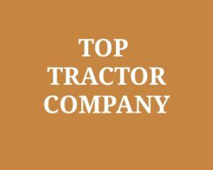 Top Tractor Companies