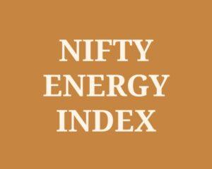 Nifty Energy Index