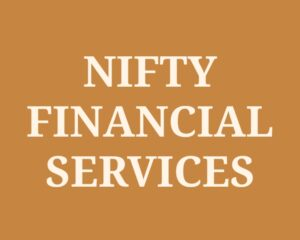 Nifty Financial Services Index