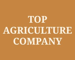 Top agriculture companies in india