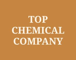 Chemical Companies in India
