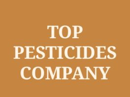 India Top 10 Pesticides Company