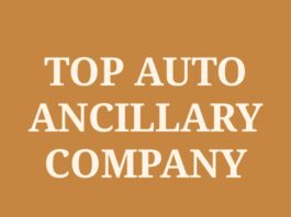 Top Auto Ancillary Companies in India