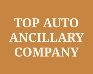 Top Auto Ancillary Companies in India