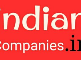 indiancompanies.in logo