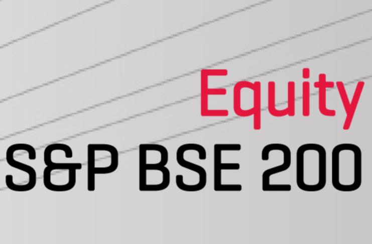 S&P BSE 200 Index