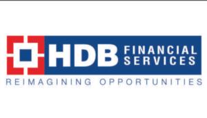 HDB Financial Service logo
