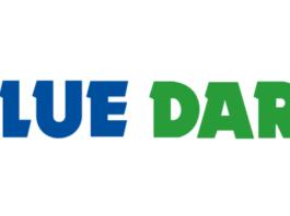 Blue Dart Logo
