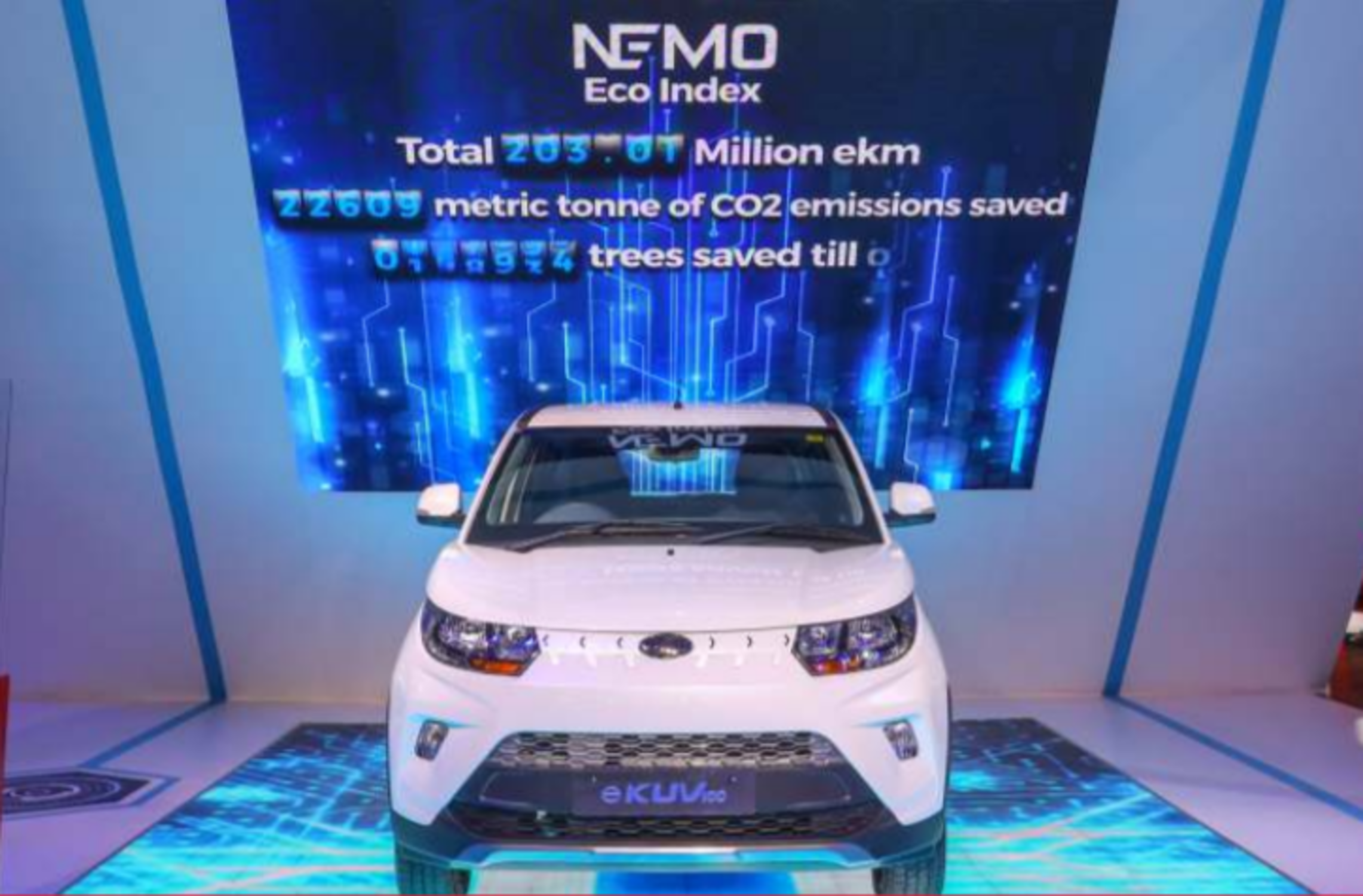 eKUV100: India's most affordable, compact electric SUV