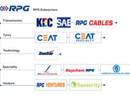 RPG group Enterprice Companies