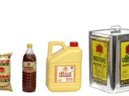 top edible oil companies in india