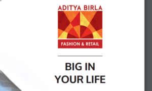 Aditya Birla Fashion and Retail Limited