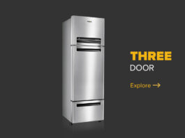 Top 5 Refrigerator Brands in India
